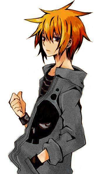352x592 Anime Guy Clipart