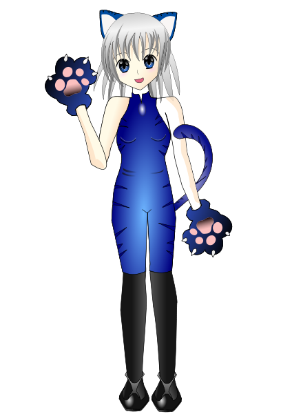 424x600 Image of Anime Clipart