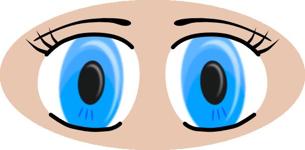 600x296 Anime Eyes Clip Art Free Clipart Panda