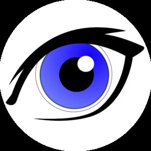 300x300 Eyes Clip Art Clipart Eye Clip Art Alihkan.us