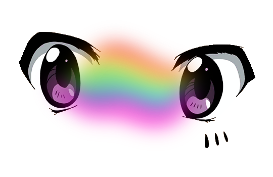 540x350 anime eyes cute tumblr vaporwave