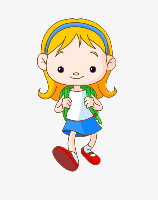 650x822 Cartoon Girl With Children's Toys, Cartoon, Anime Girl, Child Png
