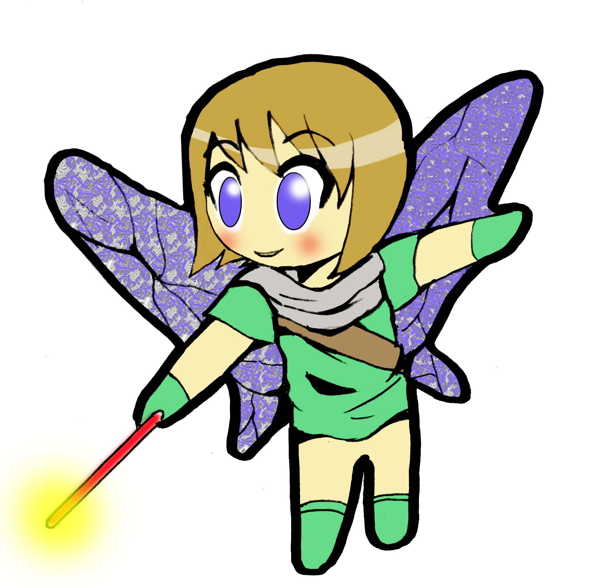 2052x2028 Clipart Anime