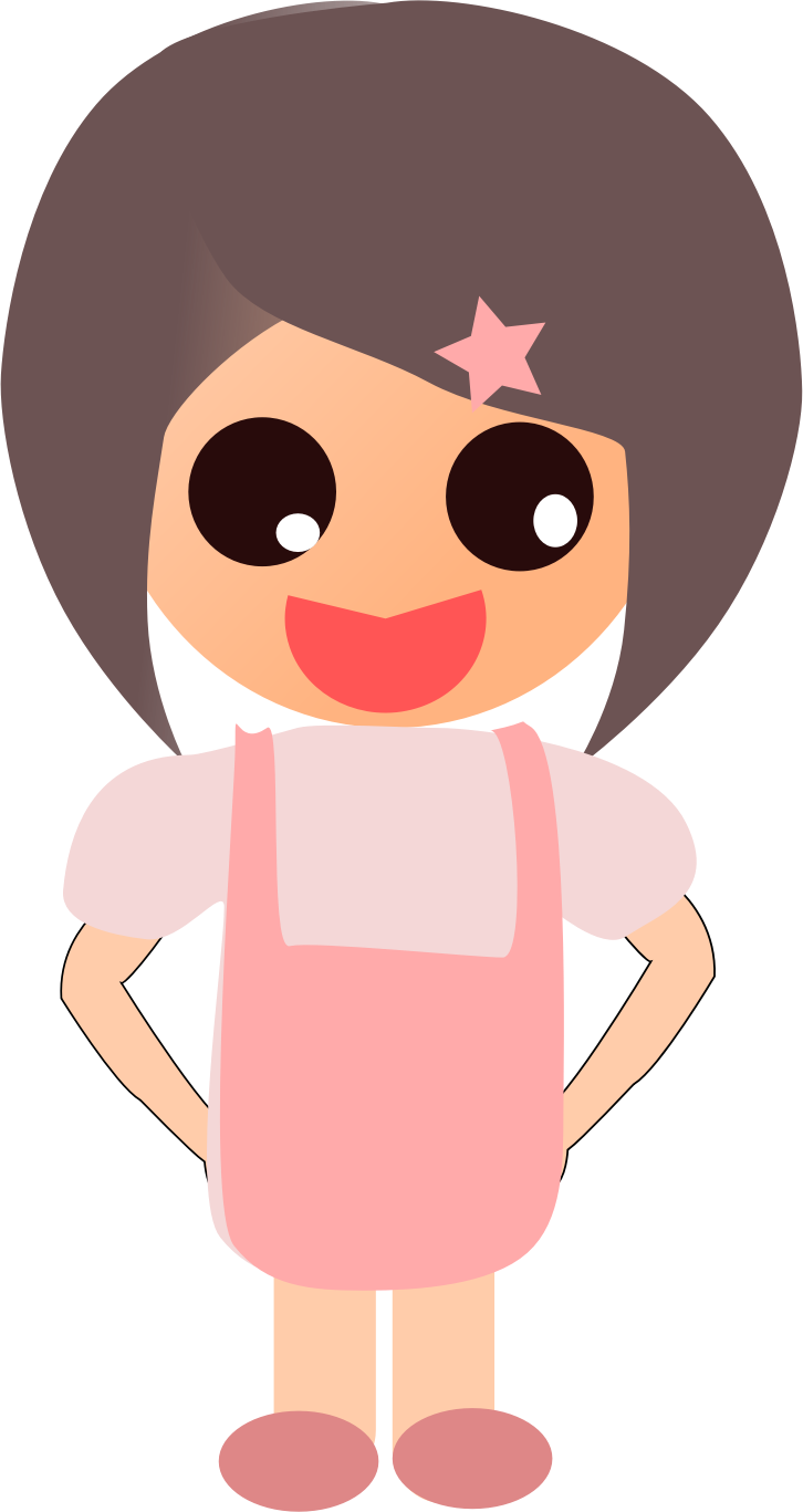 726x1367 570213 Anime Girl Character Icons Png