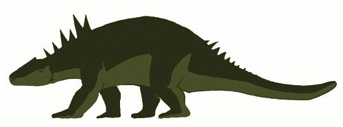 500x185 Free Dinosaur Clipart, 4 Pages Of Public Domain Clip Art