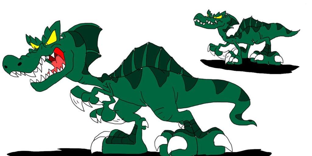 1024x513 Spinosaurus Clipart Walk With Dinosaur