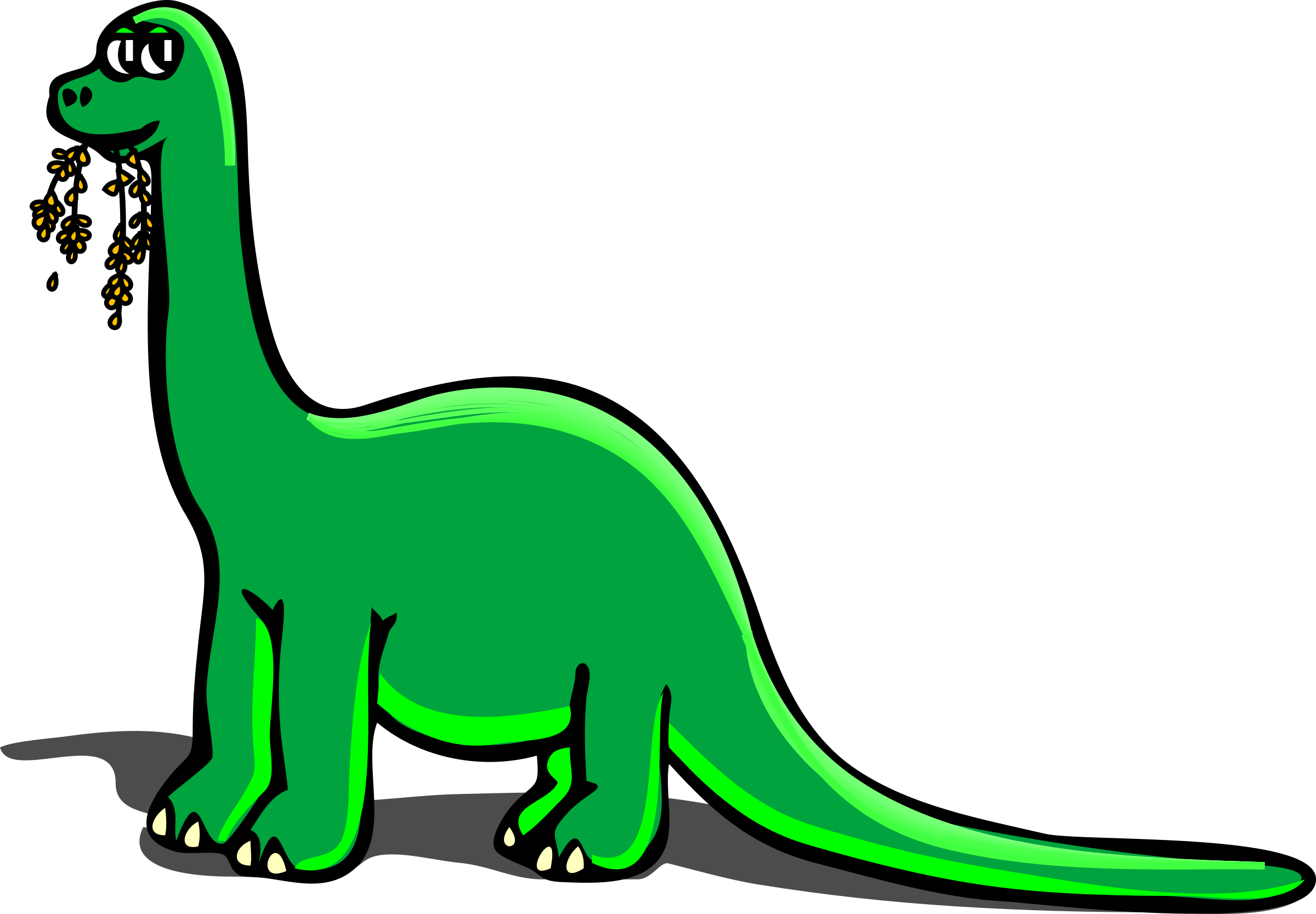 2400x1667 Collection Of Herbivore Dinosaur Clipart High Quality, Free