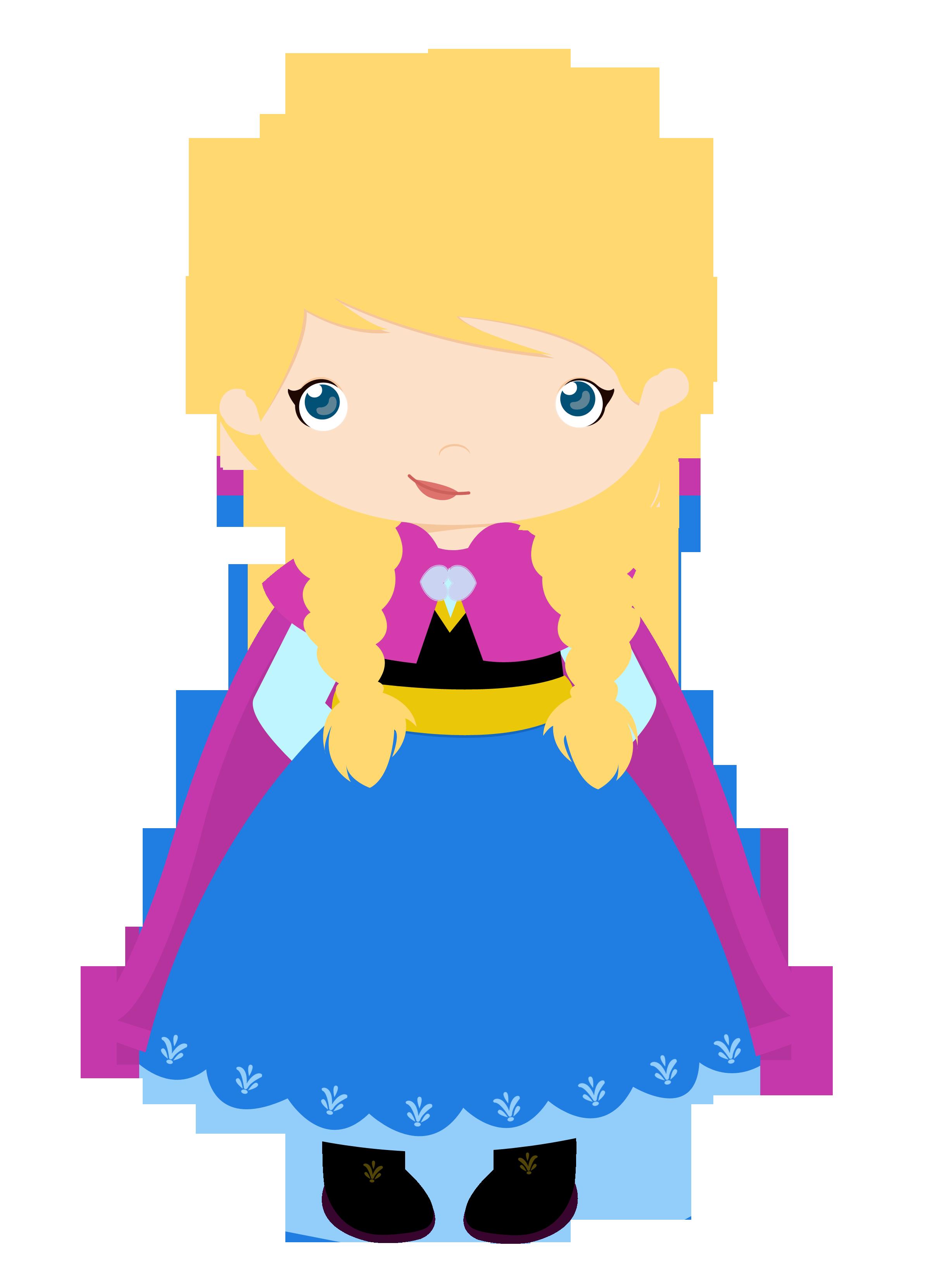 2404x3322 X Disney Frozen Anna Elsa New Design