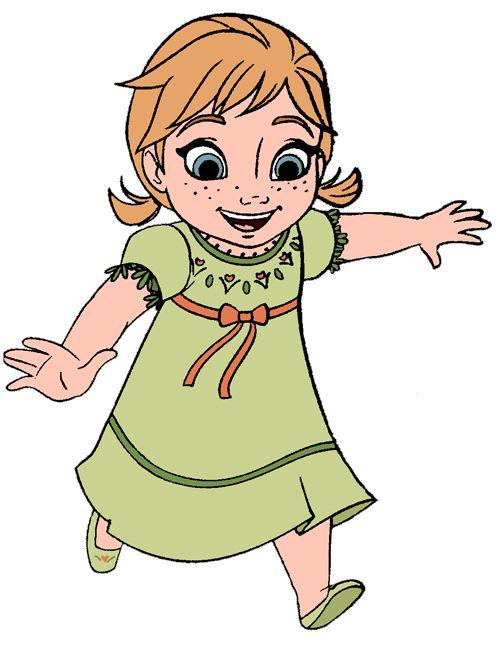 500x645 Babby Elsa Clipart