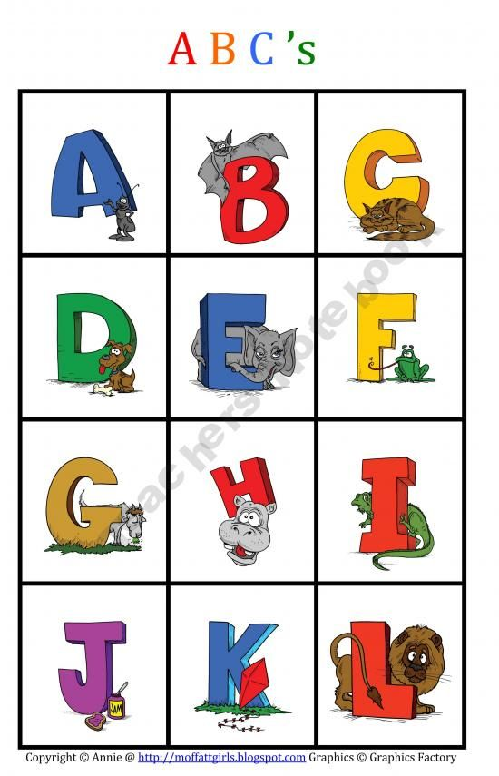 550x855 Notebook Clipart Abc