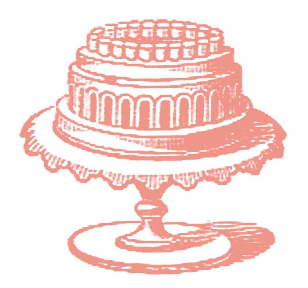 1185x1108 Annie Twentyone Elegant Wedding Cake Clipart S By Annie Free
