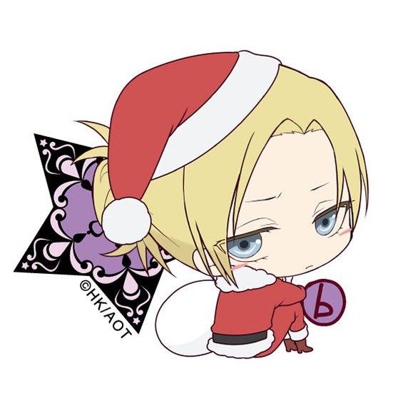 579x579 Attack On Titan Bocchi Kun Acrylic Charm Christmas Ver. Annie