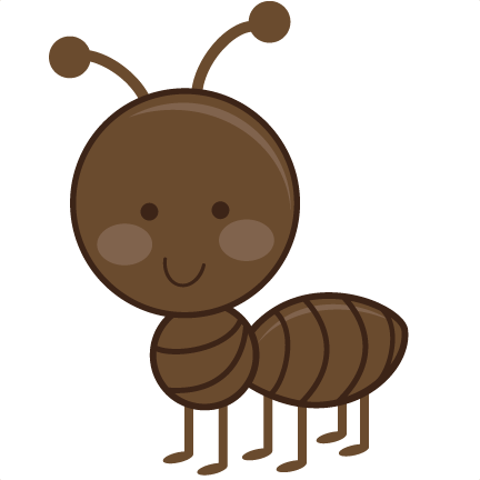 432x432 Letter Clipart Ant