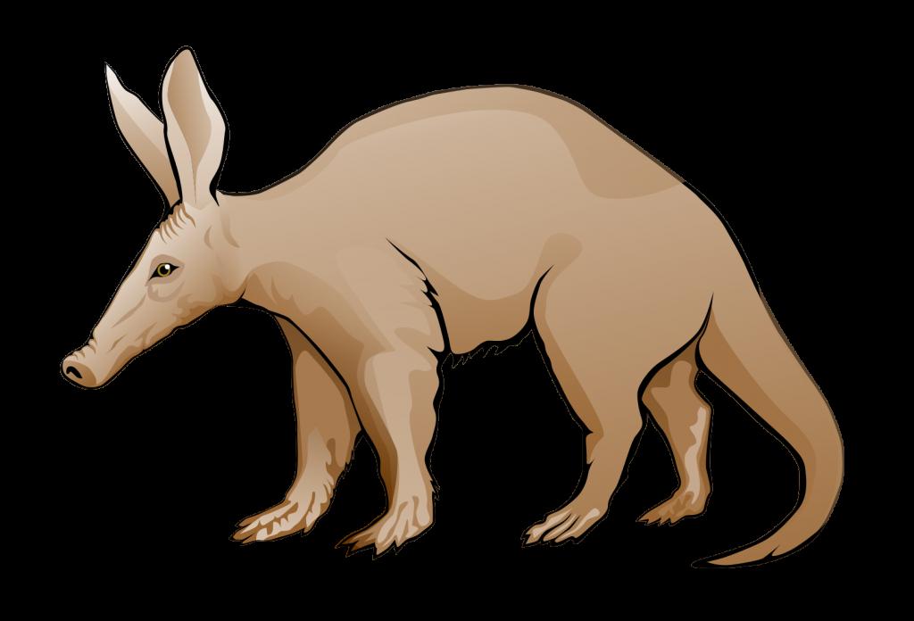 1024x696 Aardvark Anteater Website Clip Art
