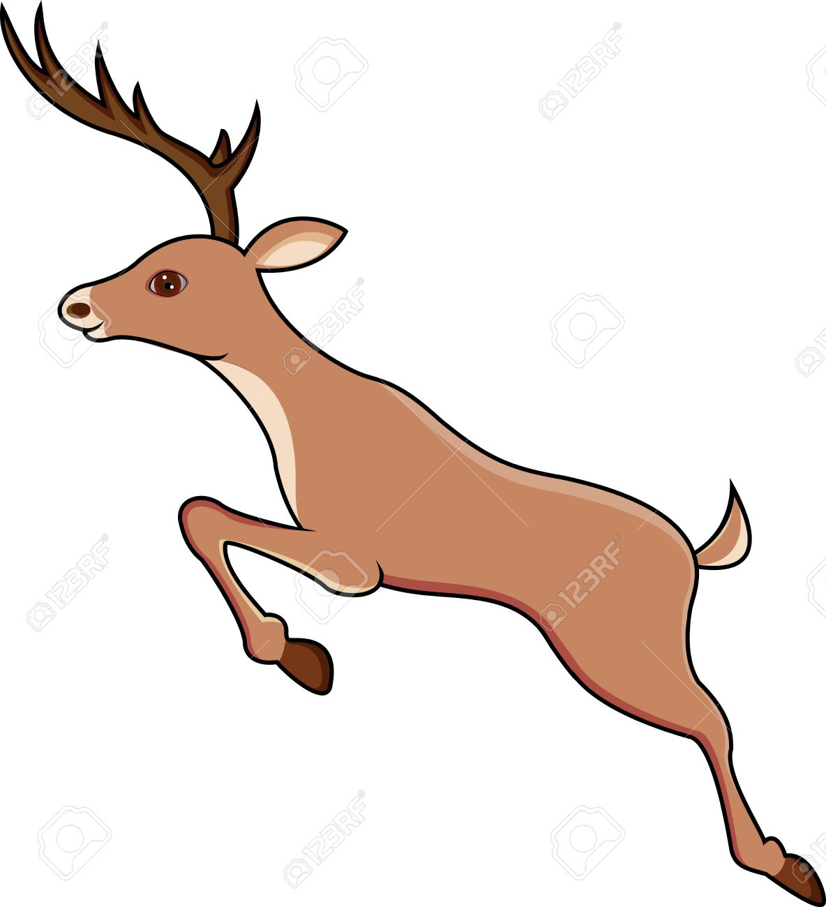 1184x1300 Pronghorn Antelope Clipart Antelope Head