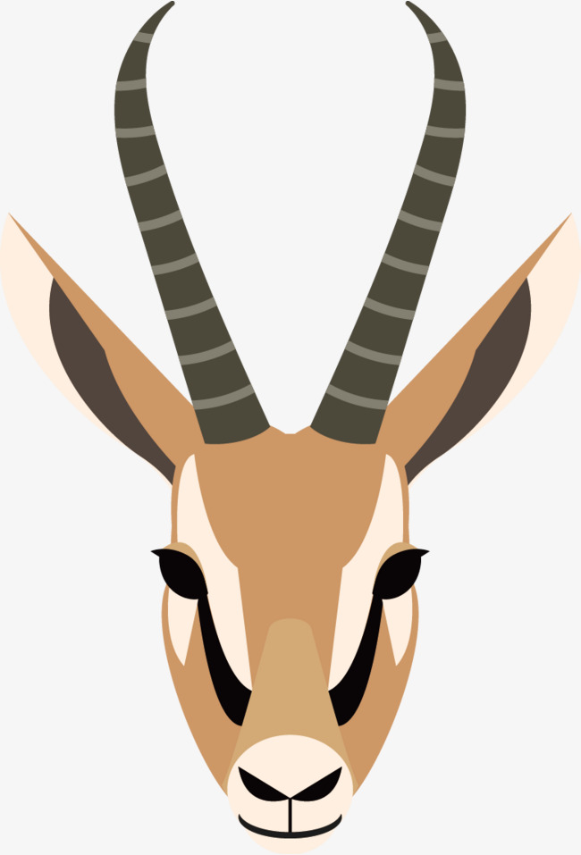 650x957 Beautiful Antelope Horns, Pretty, Antelope Horn, Ear Png Image