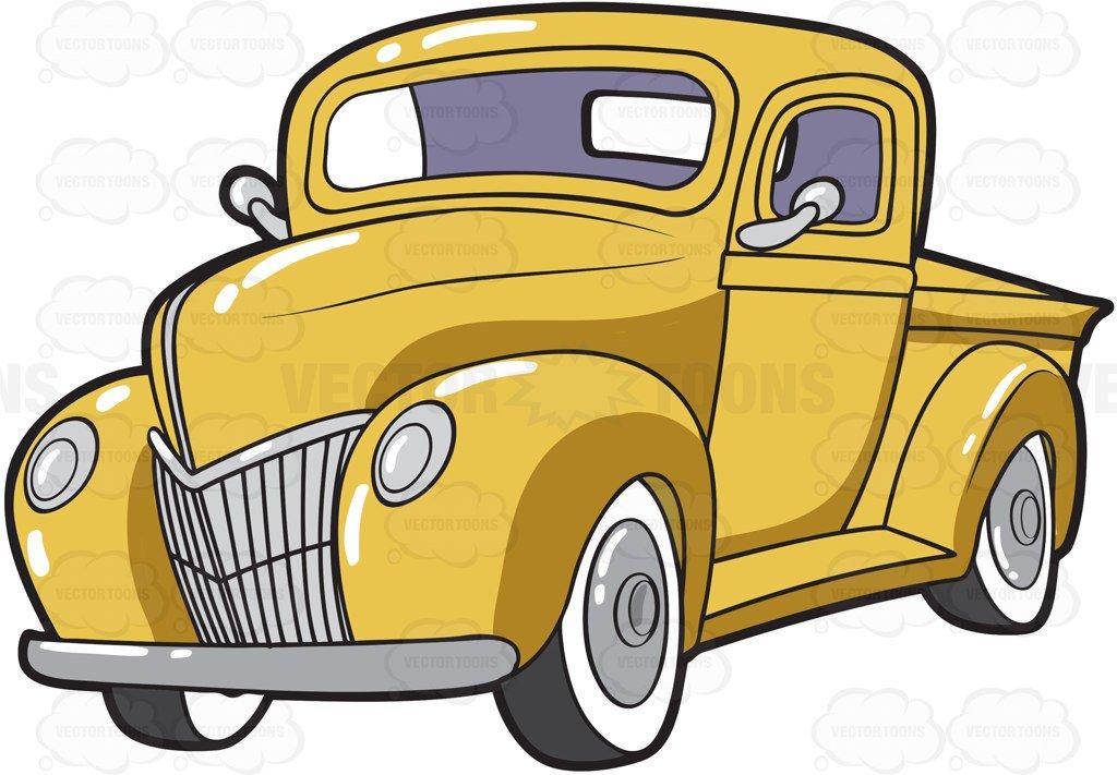 1024x711 Classic Car Clipart Classic Truck