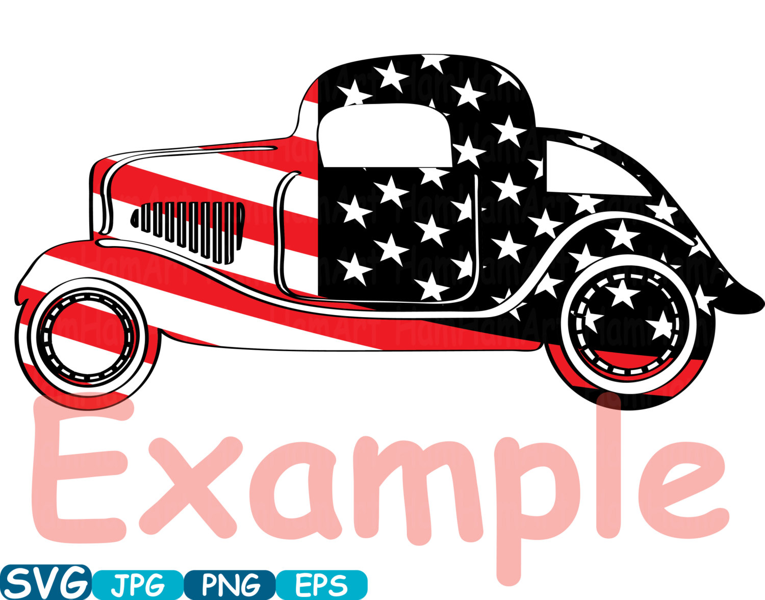 1500x1177 Vintage Sport Cars Hot Rod Sport Cars 4th Of July Monogram Cutting