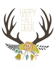 236x295 Antler Clipart Elements
