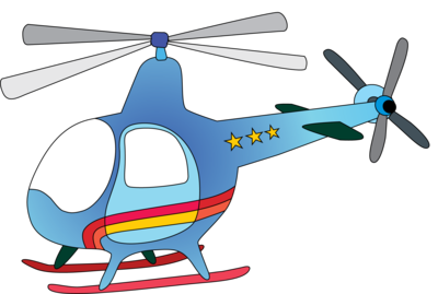 400x269 Helicopter Clipart Png