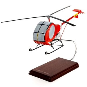300x300 Wooden Mahogany Helicopter Models