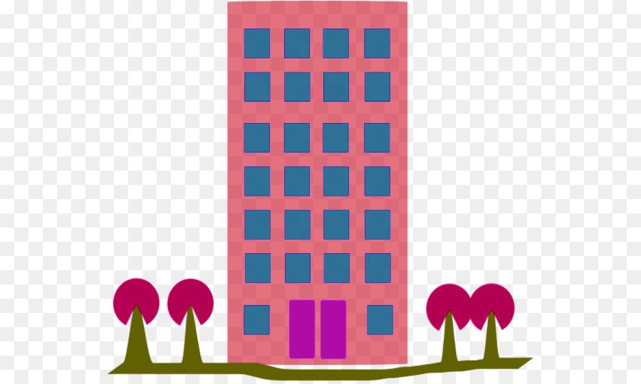 900x540 Apartment House Building Clip Art