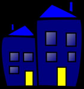 282x299 Building Clip Art