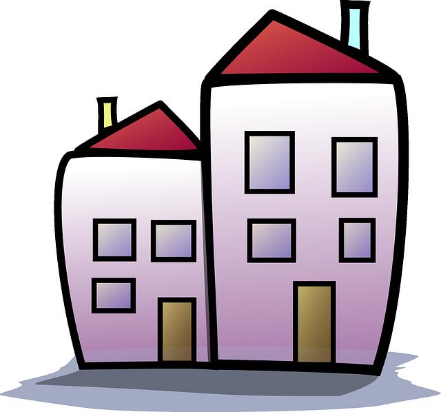 640x598 Cartoon House Png, Cartoon Home