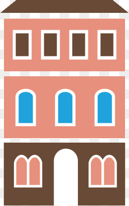 260x416 Apartment Building Png, Vectors, Psd, And Clipart For Free