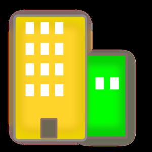 300x300 Apartment Clip Art