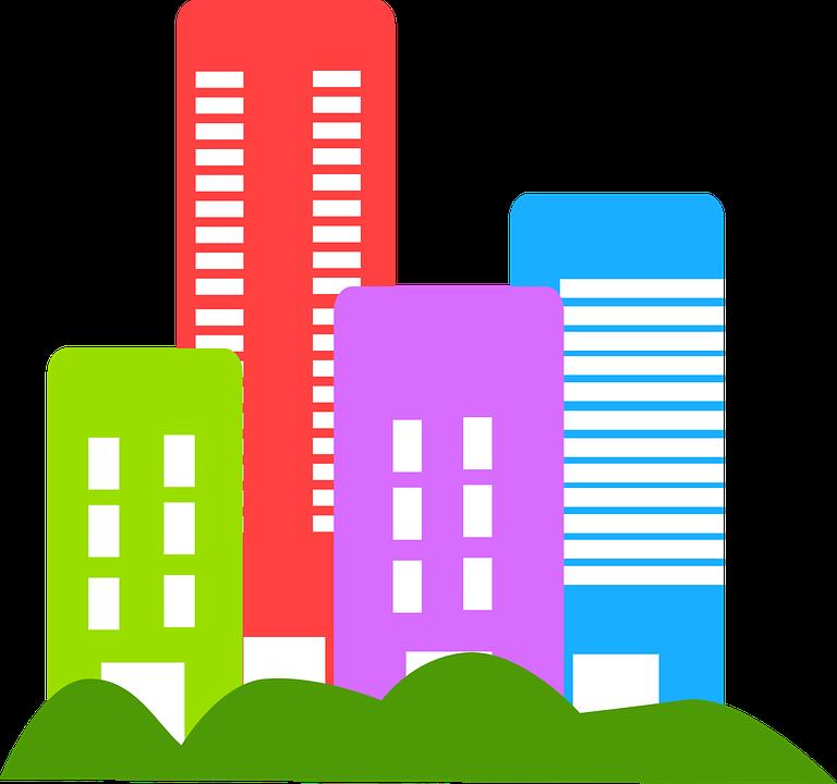 768x720 Apartment Complex Clipart Apartment Housing