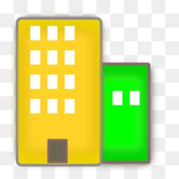 260x260 Apartment House Building Clip Art