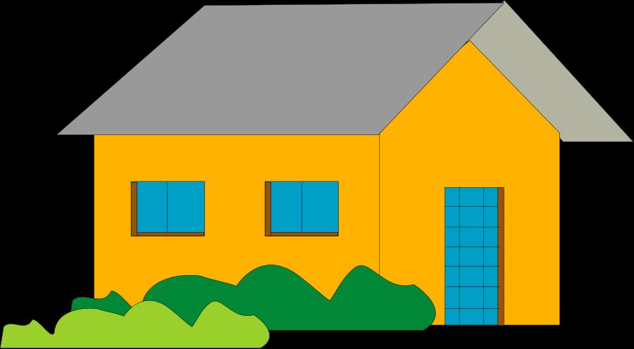 900x496 Apartment Complex Clipart School Building
