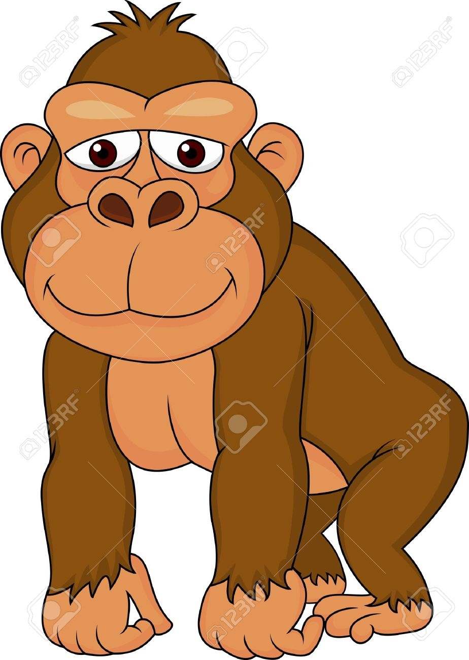 924x1300 Fresh Ape Clipart Design