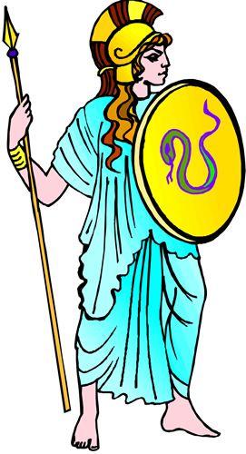 271x500 Greek Gods And Goddesses Clip Art