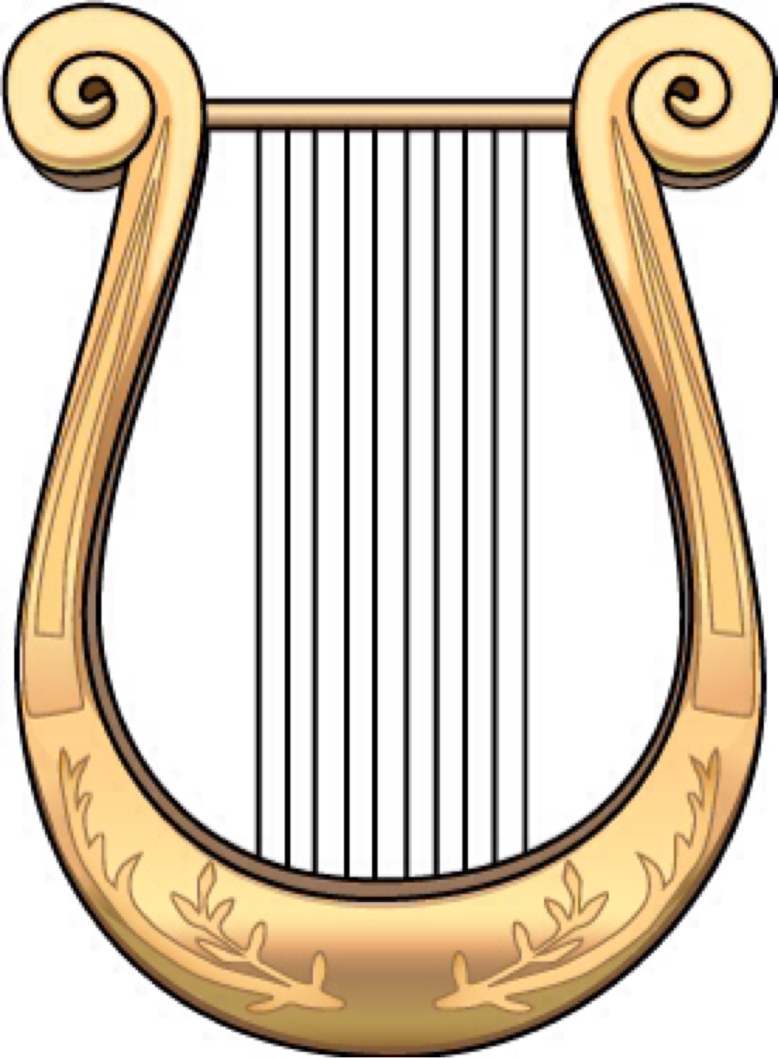 1124x1528 Collection Of Apollo Lyre Clipart High Quality, Free