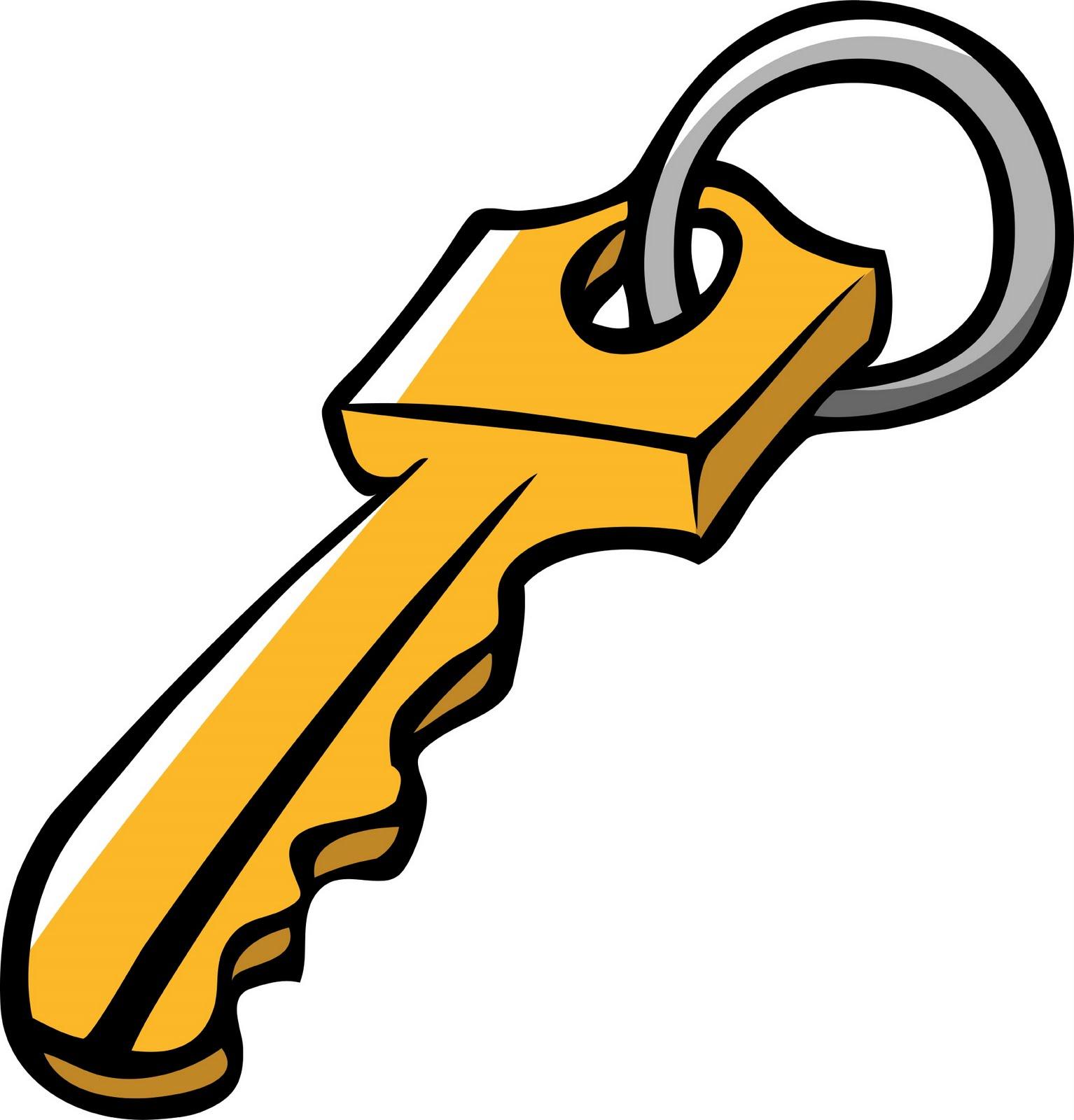 1534x1600 Key Clipart