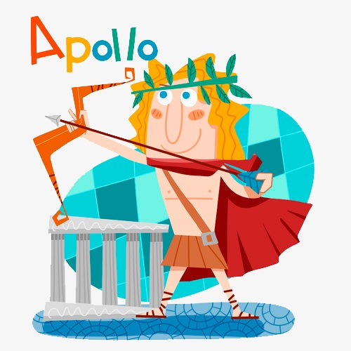 500x500 Apollo, Handsome Man, Myth, Handsome Png Image And Clipart