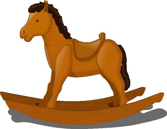 700x538 Pony Clipart Hores