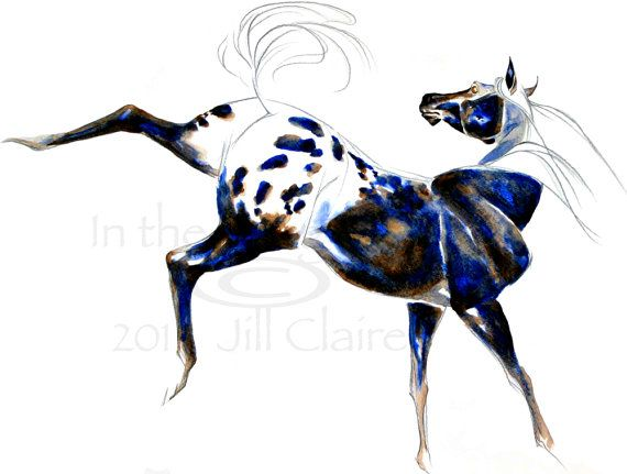 570x431 727 Best Images On Horses, Equine Art