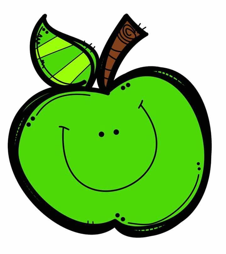 720x810 Apple Clipart Melonheadz