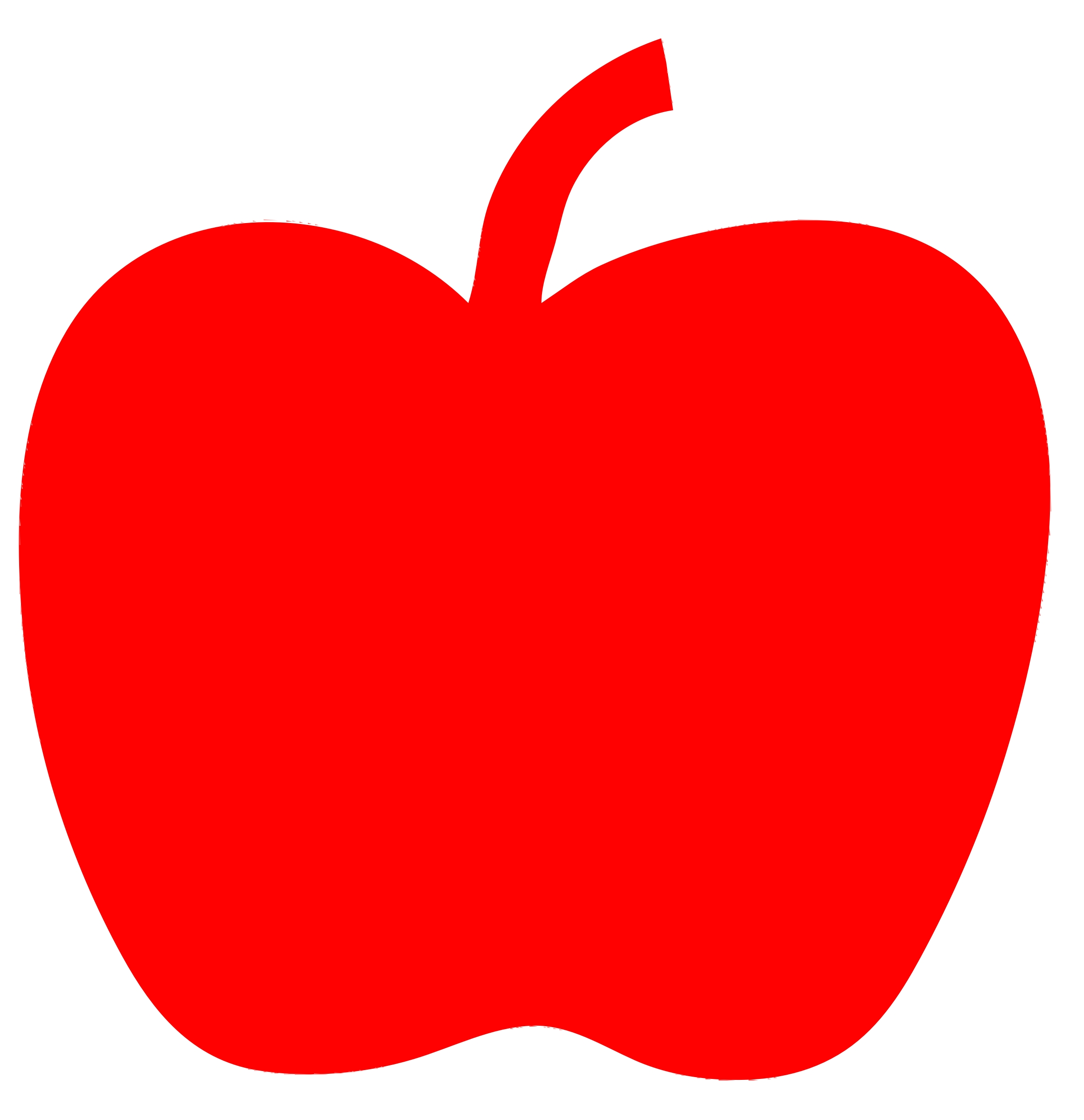 2324x2400 Awesome Red Apple Clipart Gallery