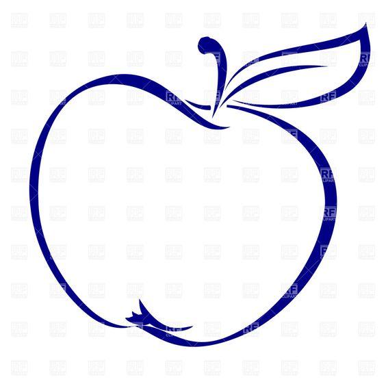 564x564 Big Apple Clipart