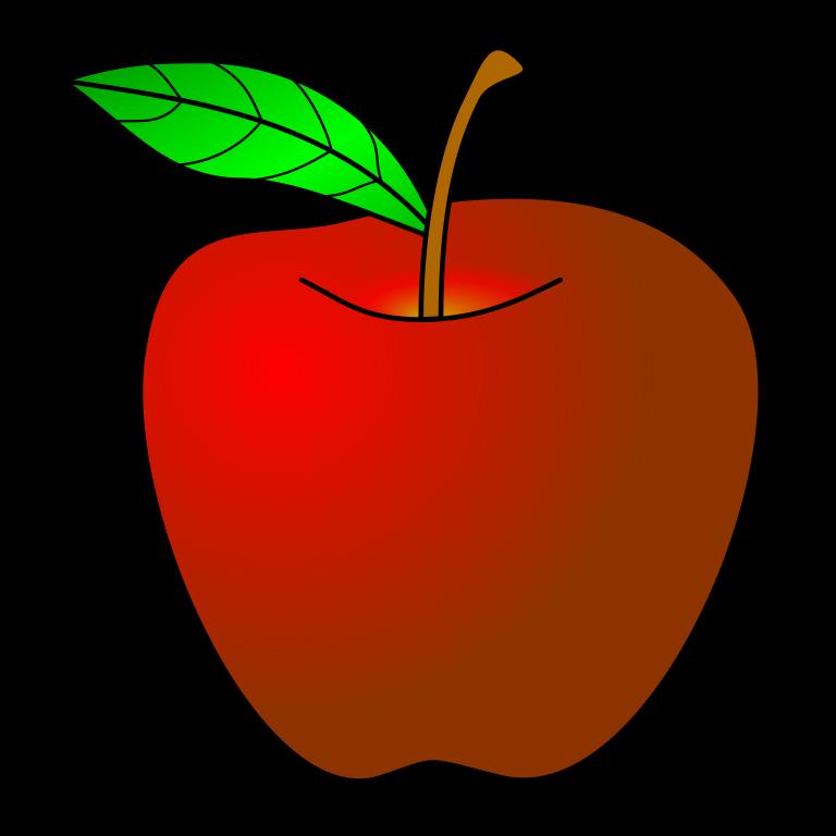 768x768 Filered Apple.svg