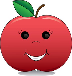 286x300 Free Apple Clipart Image 0515 1108 2000 5952 Garden Clipart