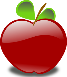 261x299 Apple Clip Art