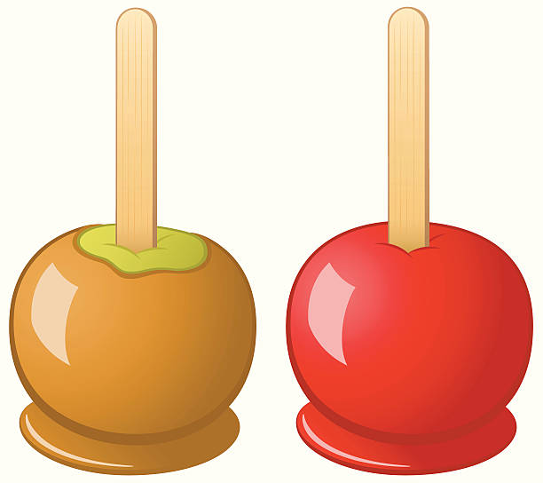 612x544 Candy Apple Clipart