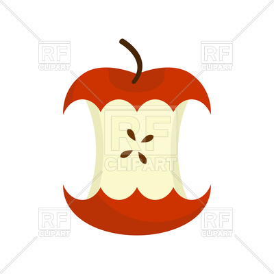 400x400 Red Apple Core