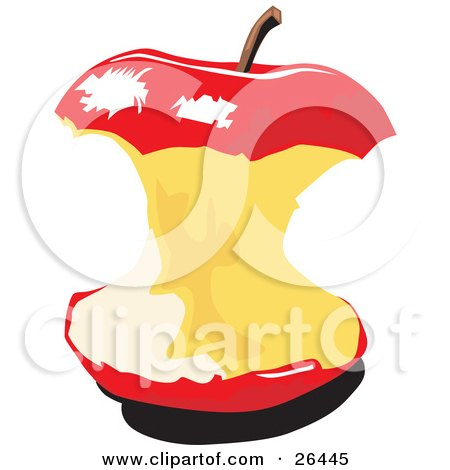 450x470 Royalty Free (Rf) Apple Clipart, Illustrations, Vector Graphics