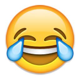 256x256 Graphics, Emoji, Art Clipart And Illustration Apple Ios Emoji